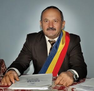 Herciu Radu - primarul comunei
