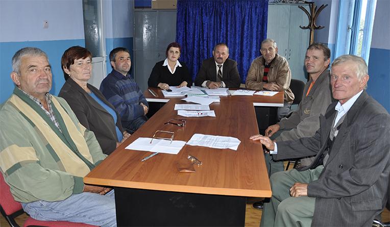 Ședința Consiliului Local Bătrâna